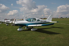 G-CJMF BRM Aero NG-5 [LAA 385-15413] Sywell 020917