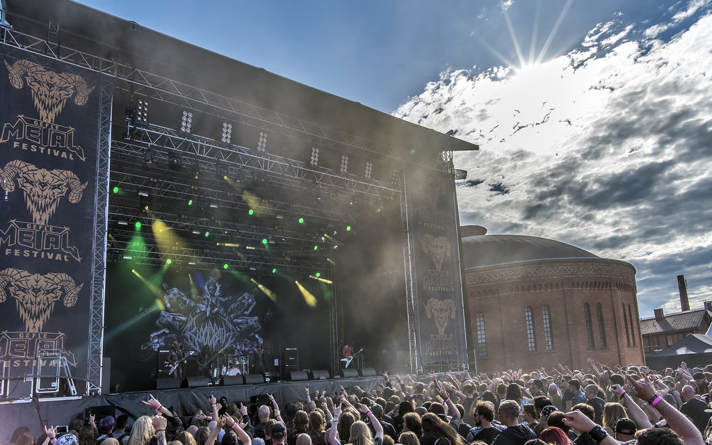 Bloodbath @ Gefle Metal Festival