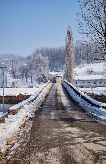 Stari most u Novigradu na Dobri
