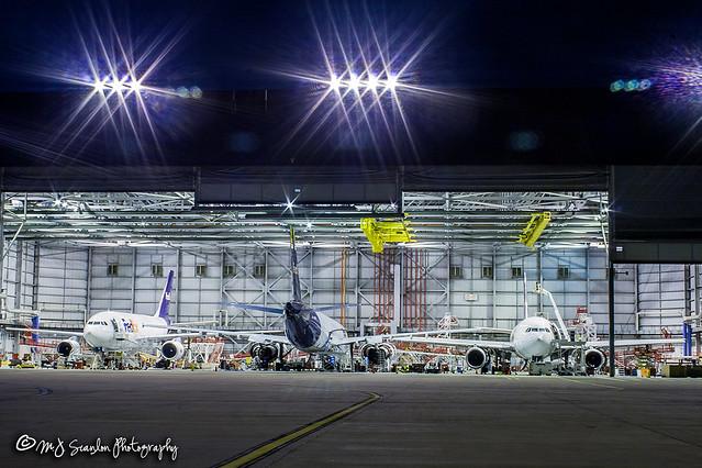 FedEx Maintenance | Hangar 12 | Memphis International Airport
