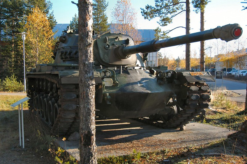 M48A5 Norwegian  5