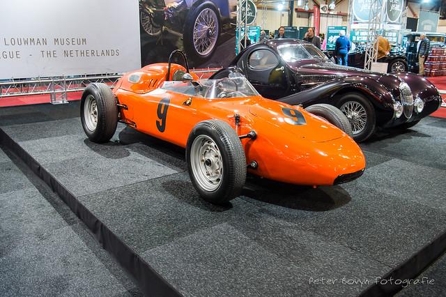 Porsche 718/2 Formula 2 - 1960