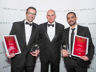 Housing and commercial Developer of the Year - Countryside Properties and db symmetry | by Knowsley Council