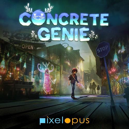 Concrete Genie   by PlayStation.Blog