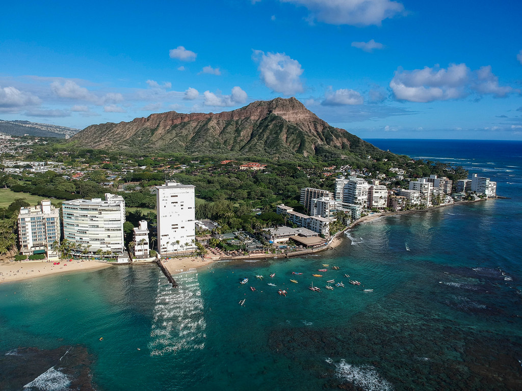 dating scene i Honolulu
