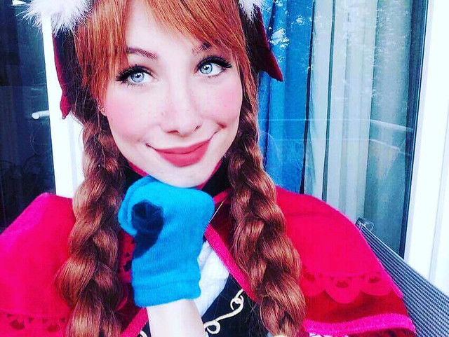 Frozen ANNA by Sarina Rose