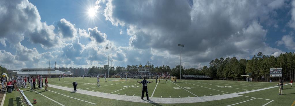 Ken White Field at Reinhardt University Stadium