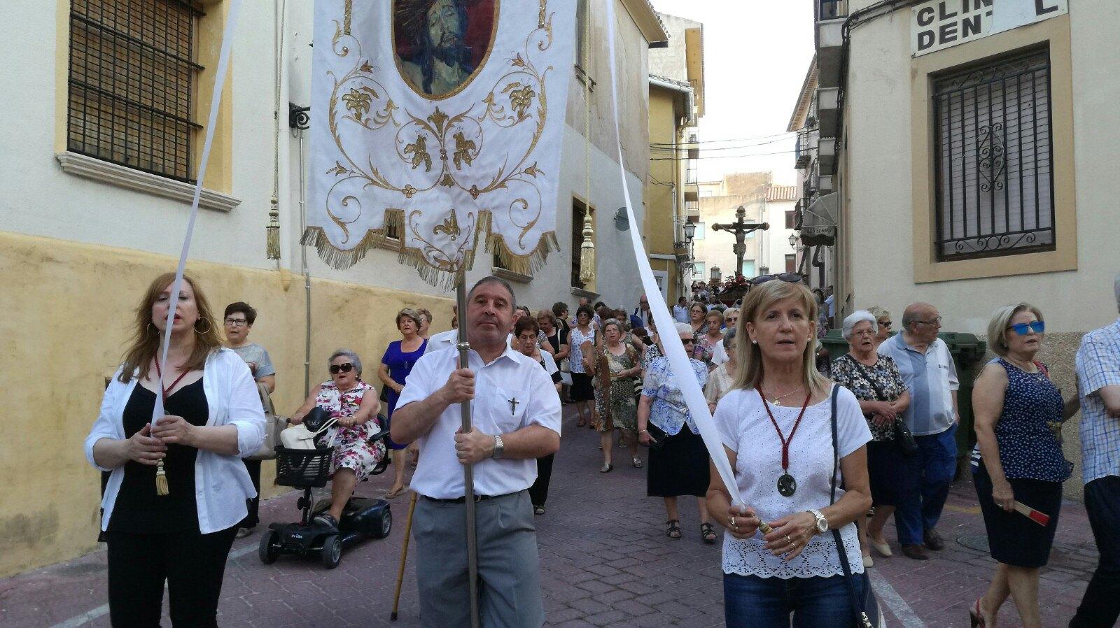 (2017-06-23) Vía Crucis de bajada -  Pascual Serrano Tortosa (04)