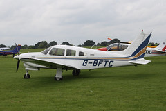 G-BFTC Piper PA-28R-201T [28R-7803197] Sywell 030917