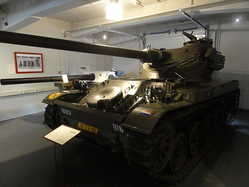 AMX 13 Type 2D 1