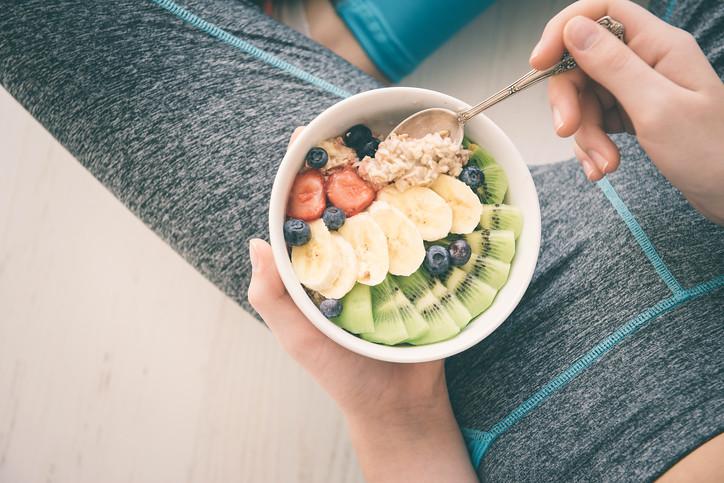 Pré Fitness - O que comer antes da Academia