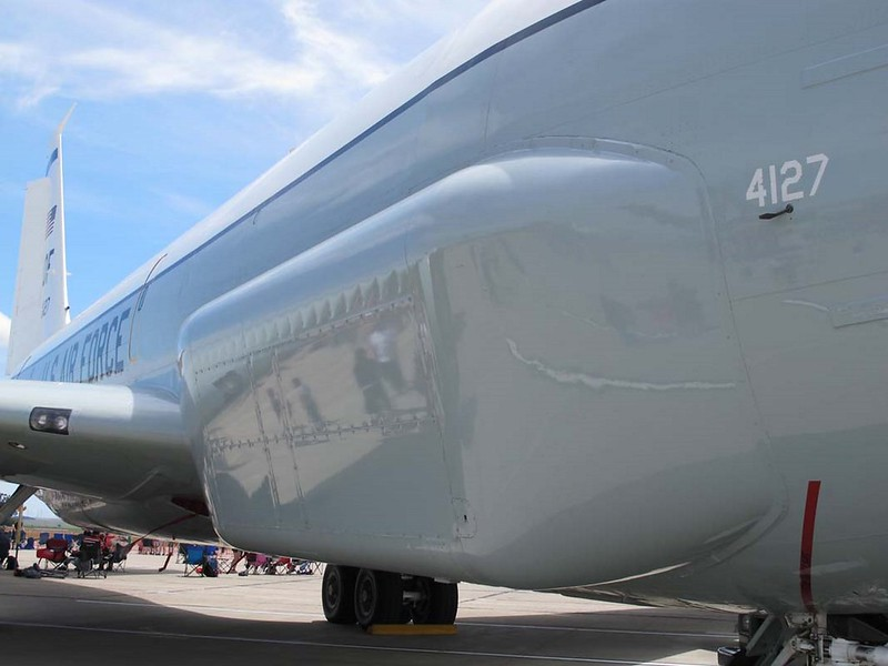 Boeing TC-135W Rivet Joint Trainer 5