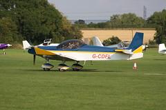 G-CDFL Zenair CH.601 [PFA 162A-14309] Sywell 020917