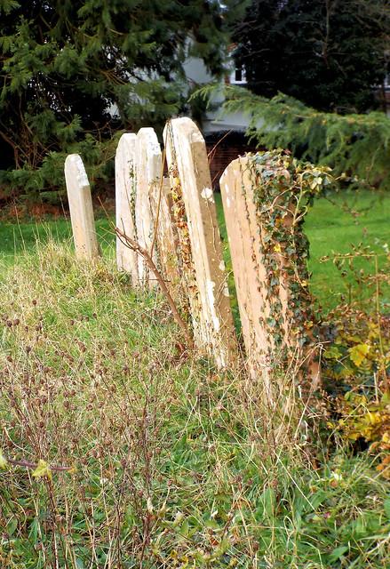 Stewkley Graves