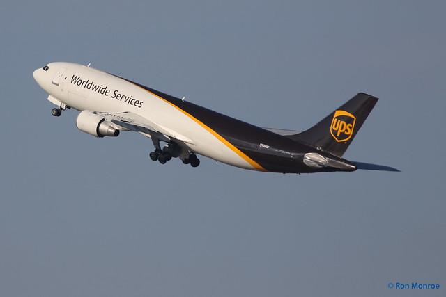 UPS, Airbus A300F4-622R