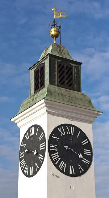 Nevena Uzurov - Clock tower