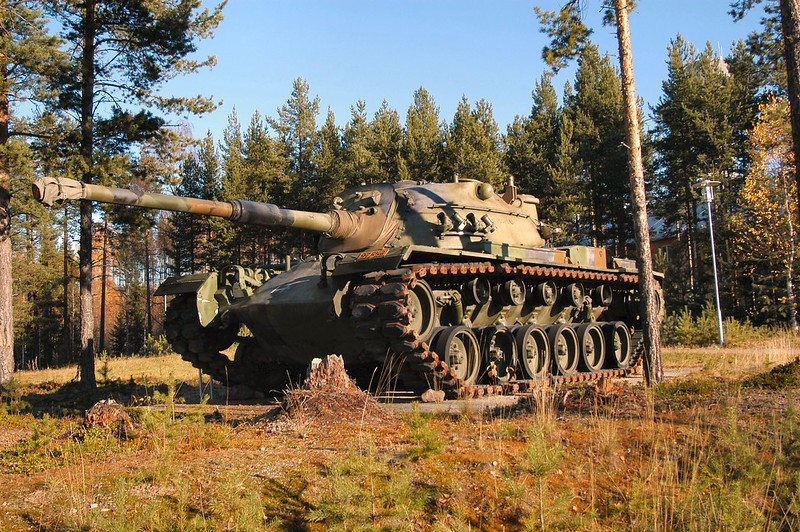 M48A5 Norwegian  3