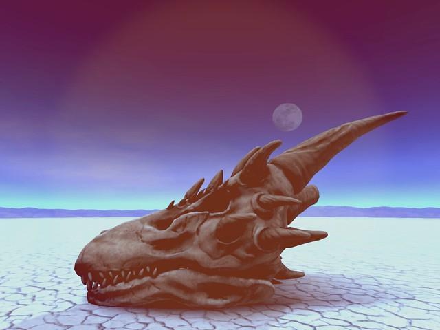 Hakoniwa - Death Valley - Dragon King