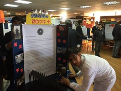 Inventions Fair 8th Grades '17