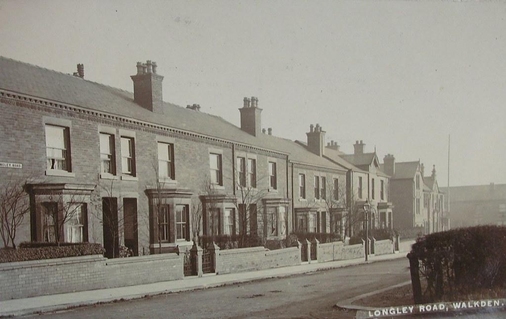 Longley Road - 1910c