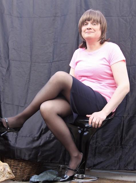 legs and heels look nice?