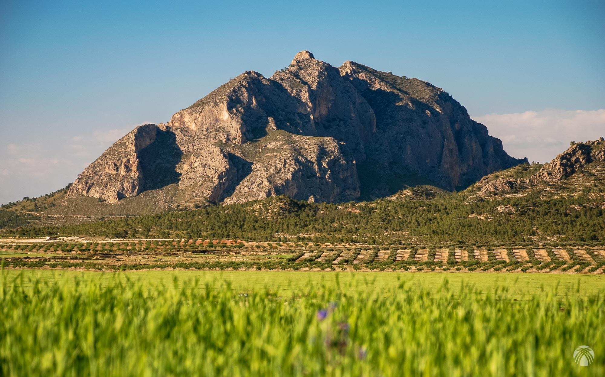 Una pedazo de montaña: el Almorchón