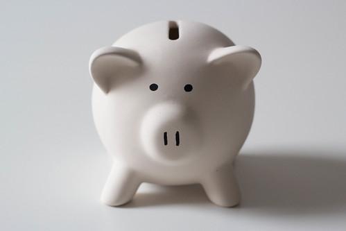 Small piggy bank   by wuestenigel