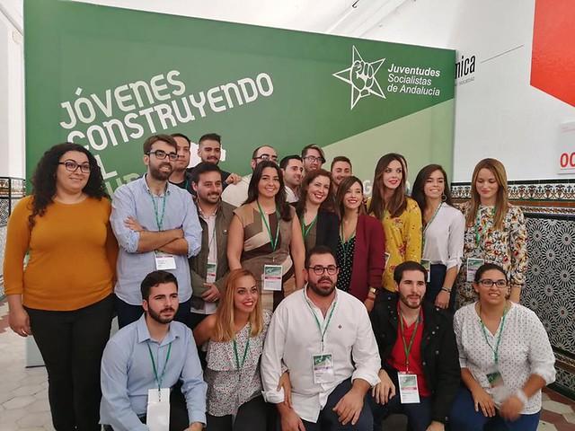 11º Congreso de las Juventudes Socialistas de Andalucía