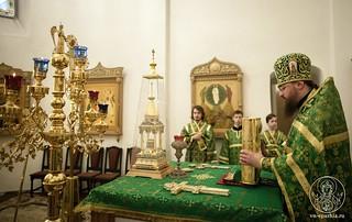 Божественная литургия 140