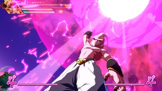 Kid Buu_Ultimate Z Attack_Planet Burst03_11_21_17 | by Gamers nGeeks