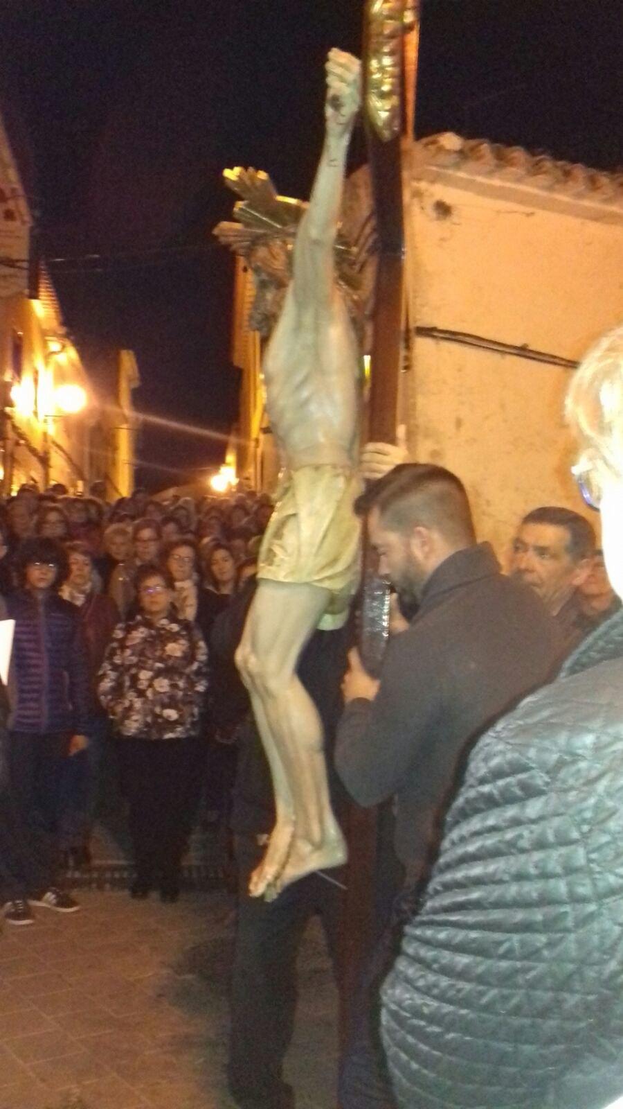 (2017-04-07) VIII Vía crucis nocturno -  Sergio Pérez (01)