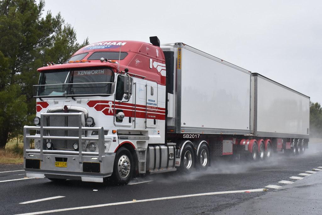 Wickham Freight Lines Kenworth K200