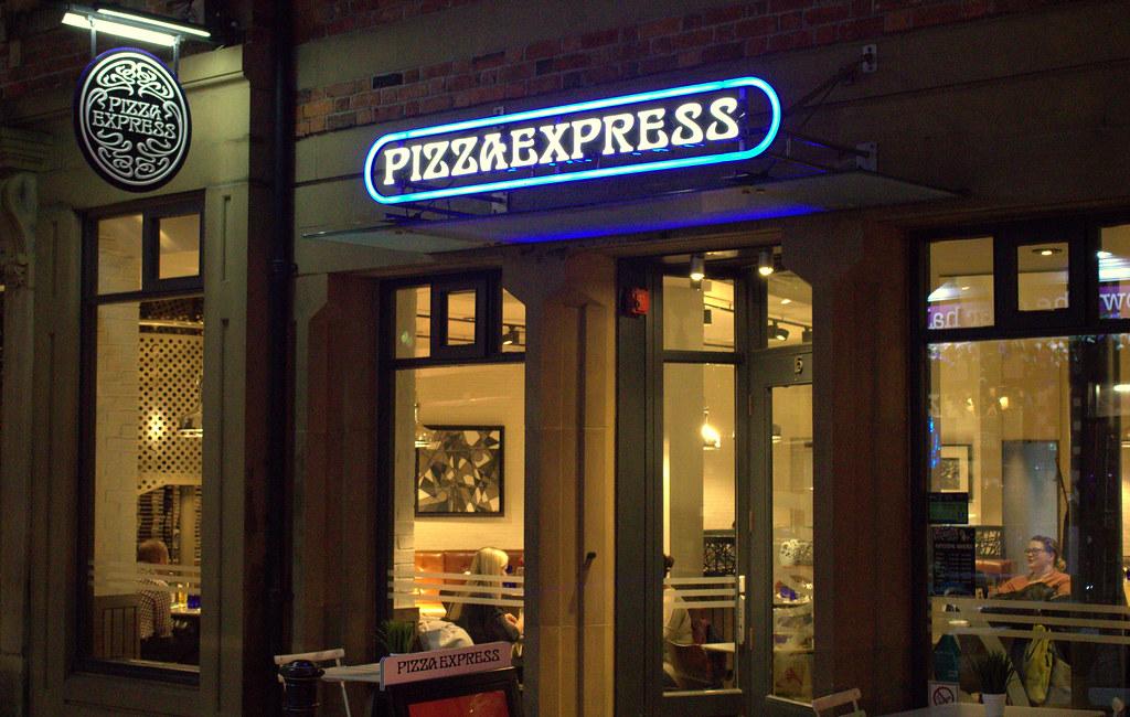 Pizza Express Preston 2017 Tony Worrall Tony Worrall
