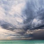 Stormy Day in Malibu