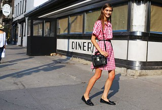 1087d1c6de3 Tendance Chaussures 2017  2018   Classic Gamine  Marine Deleeuw - Although  Marine Deleeuw isn ...
