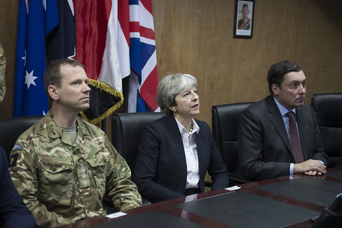 Iraq Visit | by UK Prime Minister