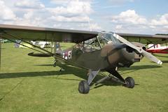 G-BIYR Piper L-21B-135 [18-3841] Sywell 010917
