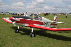 G-BIEO Jodel D.112 [1296] Sywell 010917