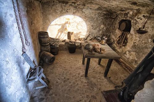 Musealización en Túnel de Santiago