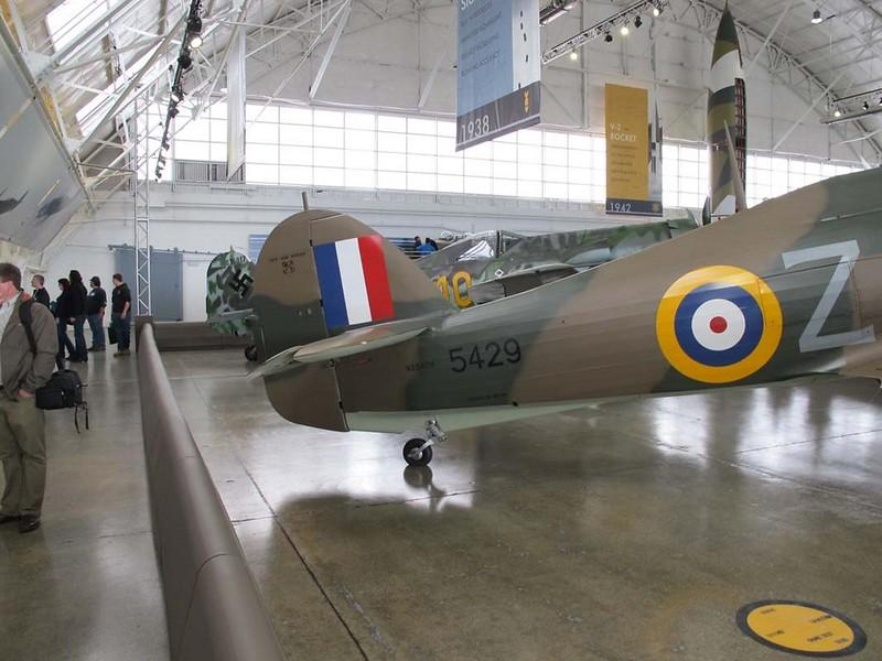 Hawker Hurricane Mk.XII 4