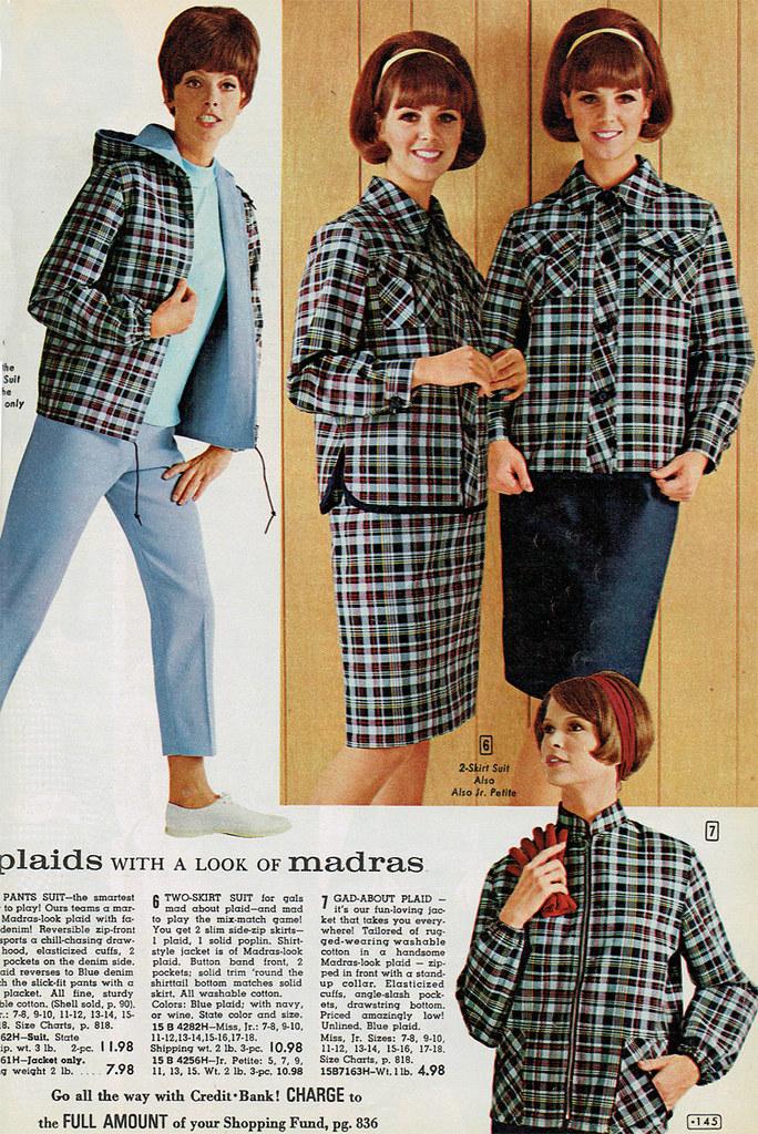 60cfea18e21 ... 1966 Aldens SS 145 Babette March Martha Branch
