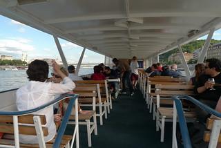 Budapest cruise