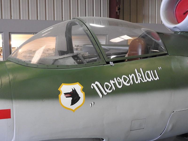Heinkel I162るオオサンショウウオ5