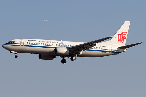 B-2670 | Air China Inner Mongolia | Boeing 737-89L | by chr4289
