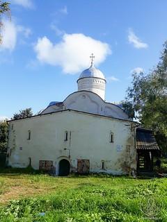 церковь Климента 20