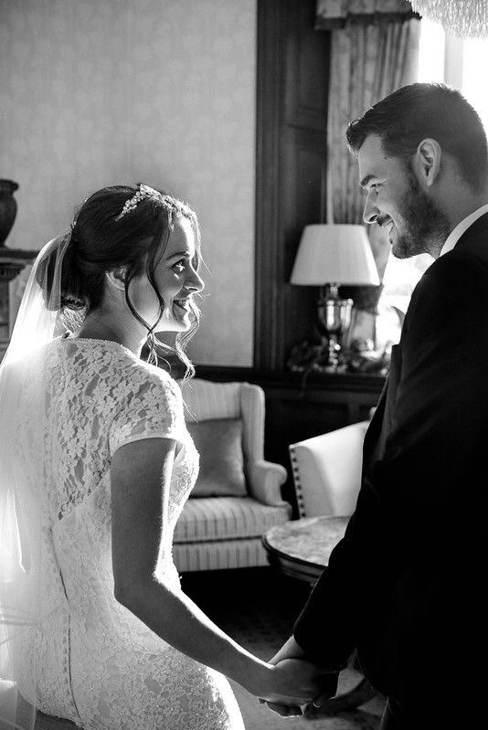 Leica B&W Wedding