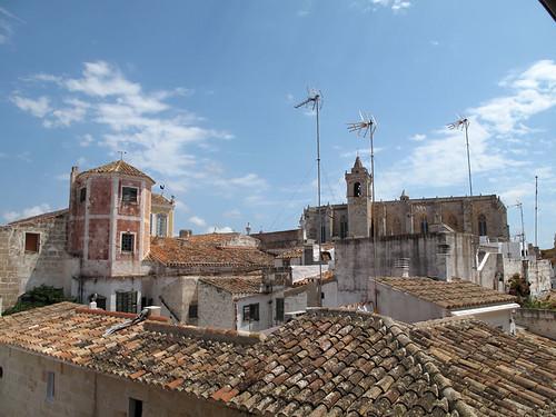 Can Faustino_menorca_hoteles chulos_vista casci historico ciudadela_habitacion | by Libe_reharq