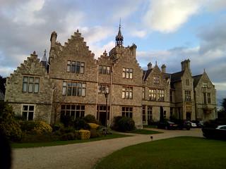 Gilston Park House