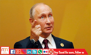 Putin signs the bill on international media as a retaliation to the U.S. | by newsmeasurements