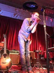 David Ford Milk and Cookies 2017 at the Bush Hall in Shepherd's Bush